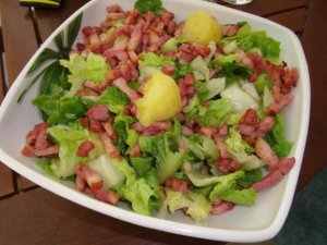 Barbe de capucin recettes barbe d capucin - Comment conserver des pommes de terre coupees ...